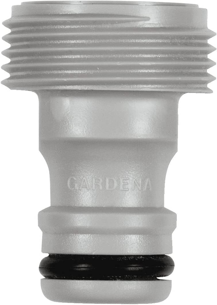 Gardena 36001-1 Accessory Adapter, Brown/A