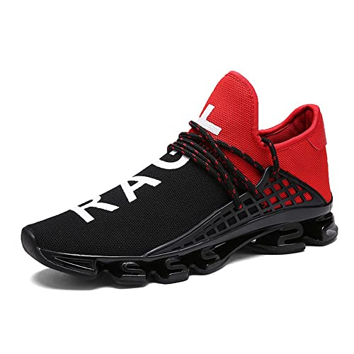 5ec4dc6dadb9ce CAGAYA Herren Laufschuhe Sneaker Mesh Atmungsaktive Sport Gymnastikschuhe  Herren Schuhe größe 36-44 (36