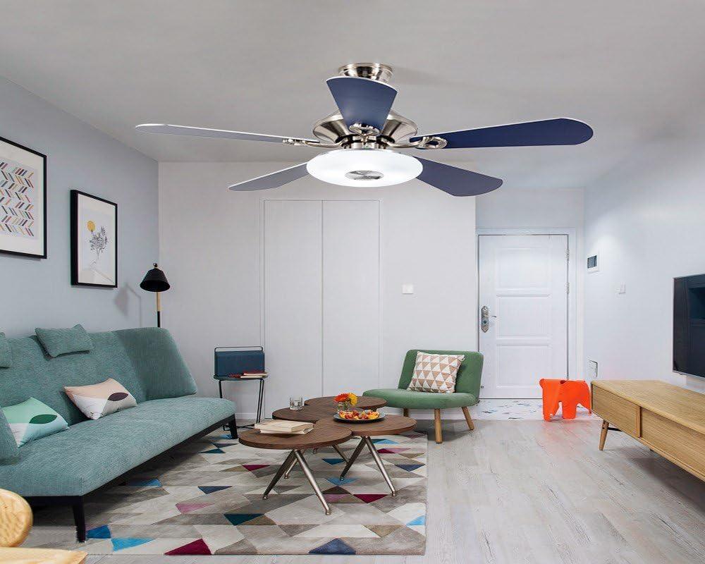 Salón ventilador de la lámpara del candelabro, simple y moderno salón dormitorio lámpara Lámpara, restaurante del ventilador ventilador de techo lámpara, 2