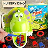 Hungry Hunger Dino Game Board Game A Challenging Fun Mini Arcade Game Dinosaur Toy Amazing Gift For Boys And Girls Great Family Game Kids Toys