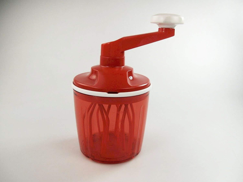 Tupperware Chef Turbo-chef d158 rouge NOUVEAU!