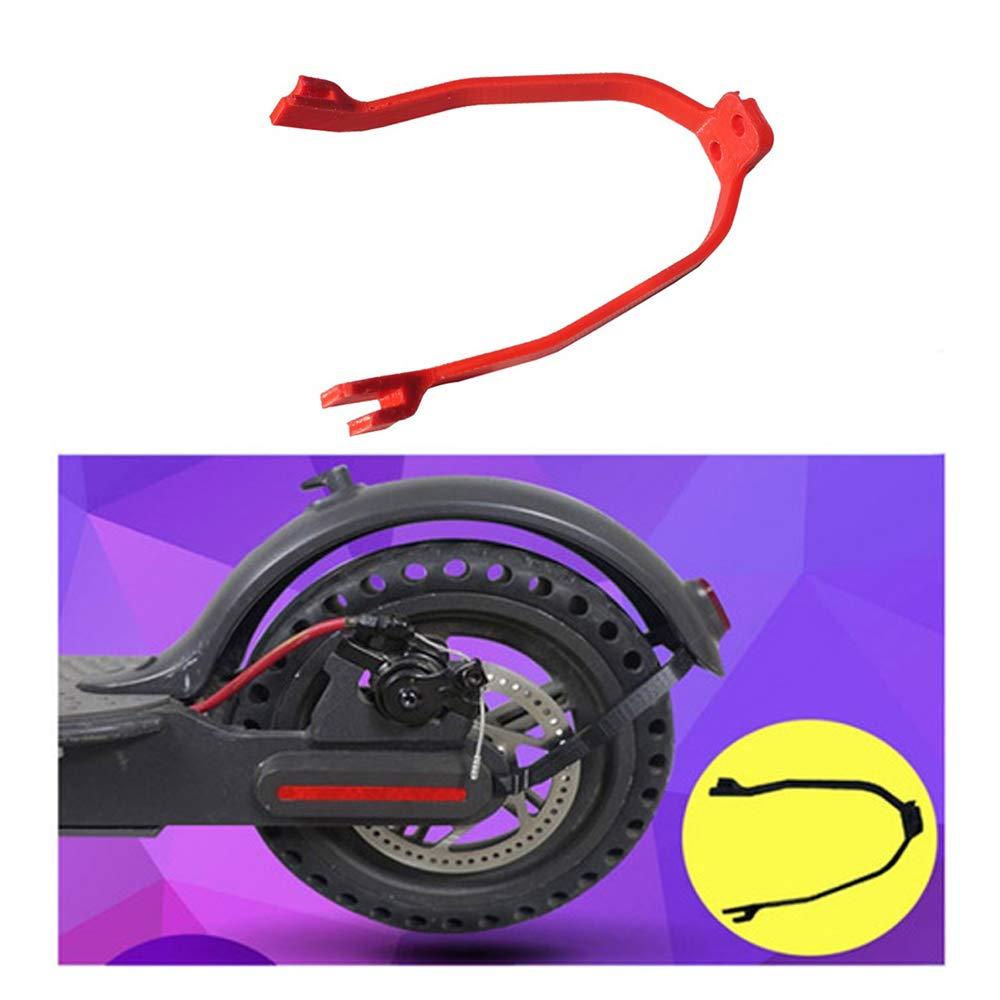Carrfan Support de Garde-Boue Avant arri/ère pour XIAOMI Mijia M365 Accessory Electric Scooter Rear Fenders Bracket