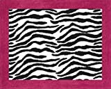 Sweet Jojo Designs Funky Zebra Accent Floor Rug
