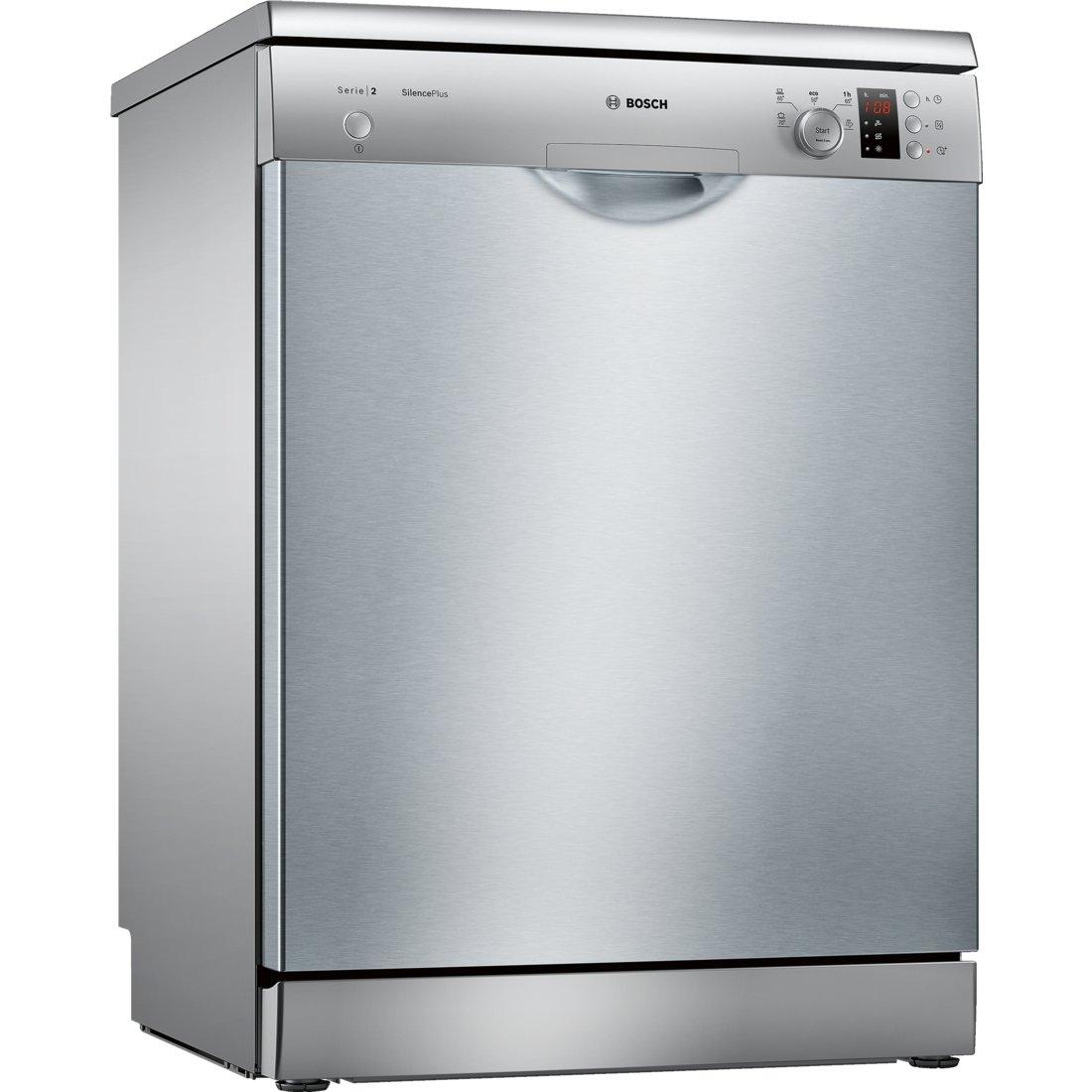 Bosch Serie 2 SMS25FI05E lavavajilla Independiente 14 cubiertos A ...