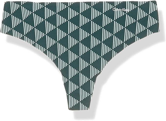 Calvin Klein Invisibles Thong Bragas de Tira (Pack de 3) para ...