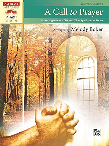 Melody Collection - A Call to Prayer (Sacred Performer Collections)