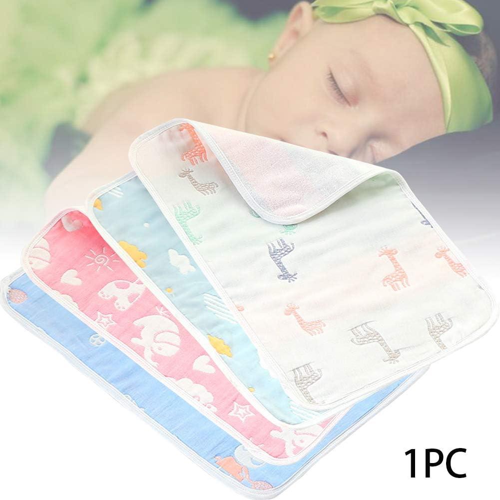 Verwendet in den Betten//Spazierg/ängern//Autos//Gesch/äften usw SUNERLORY 3//6st.Wickelunterlage Tragbare Faltbare Dauerhafte wasserdichte Waschbare Weiche Multifunktionswindel