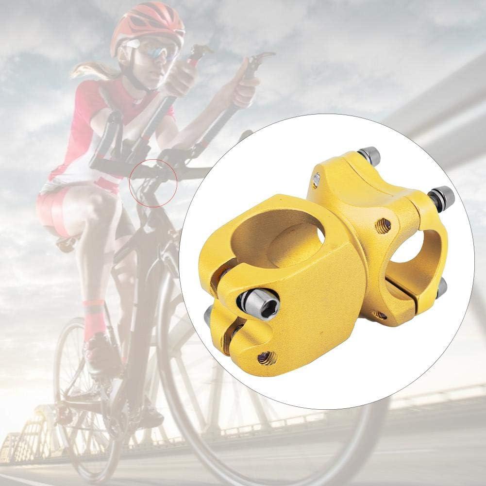Fahrrad Vorbau Fahrradlenker Fixed Stem Radfahren Mountainbike Short Lenker Vorbau Riser f/ür die meisten Fahrrad,