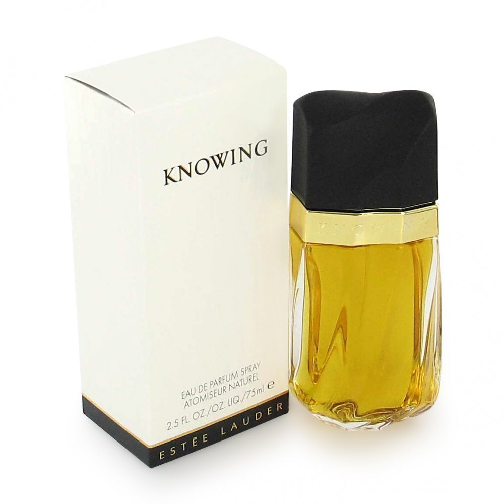 Knowing For Women By Estee Lauder 75 Ml Edp Spray Beautiful 75ml Beauty