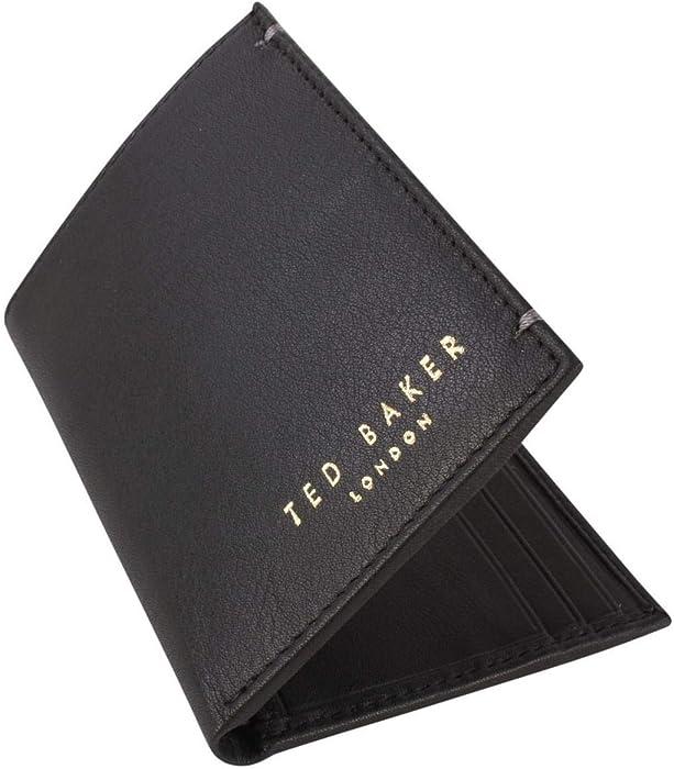 77da587de Zacks Leather Small Bifold Wallet - Black  Amazon.co.uk  Clothing