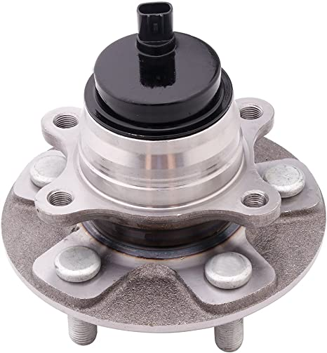 4 Wheel ABS 2007 fits Pontiac G6 Front Hub Bearing Assembly With Two Years Manufacturer Warranty One Bearing Included