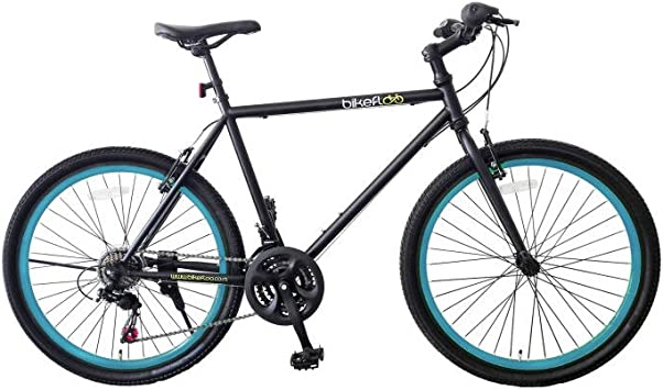BikeFloo - Bicicleta de ciudad, unisex, con cuadro de aluminio y ...