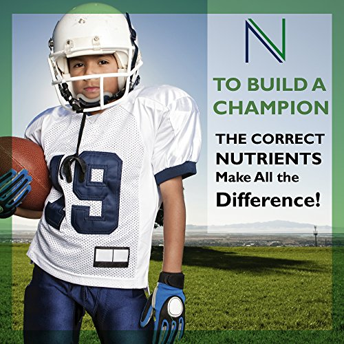 N Proov Protein Shake Powder For Kids Amp Young Athletes Natural Nutritional Meal Replacement Healthy Height Muscle Grow Tasty Breakfast