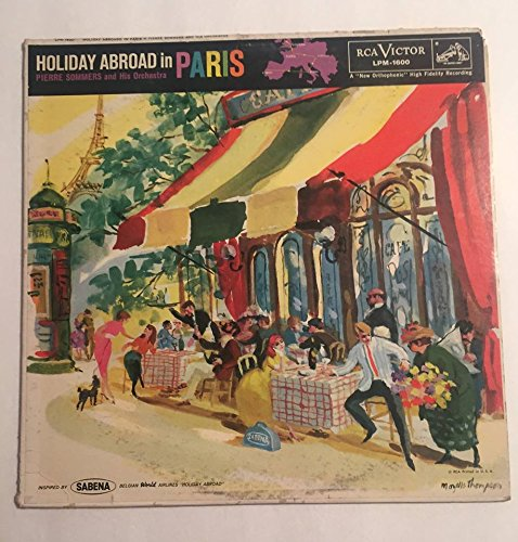 1958 Holiday Abroad in Paris LPM 1600 : Comes with for sale  Delivered anywhere in USA