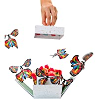 Send a Cake Explosion Box Gift with Flying Butterfly Surprise- Birthday, Holiday, Special Occasion – Birthday Treat for…