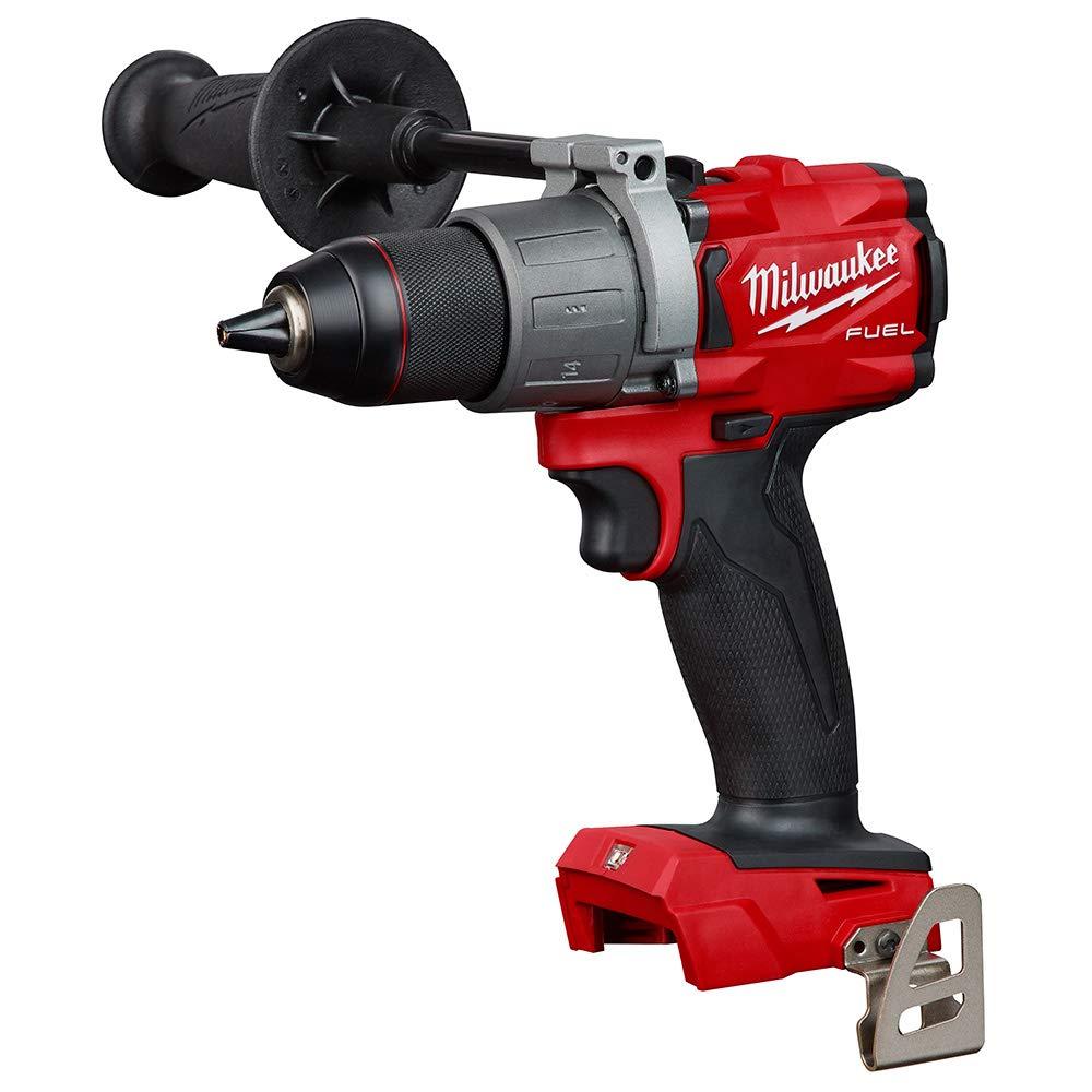 Bare Tool -Peak Torque = 1,200 in-lbs Milwaukee 2803-20 M18 FUEL 1//2 Drill//Driver
