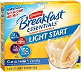 Carnation Breakfast Essentials Complete Light Start Nutritional Drink
