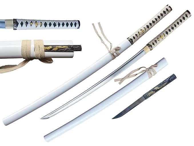 Amazon.com: Ryujin hecho a mano zetsurin Sharp espiga ...