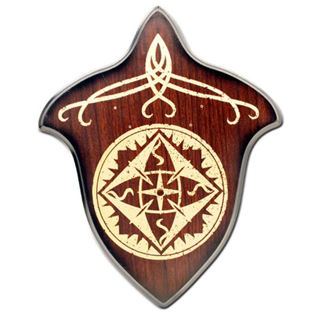 Hardwood Universal Sword Plaque