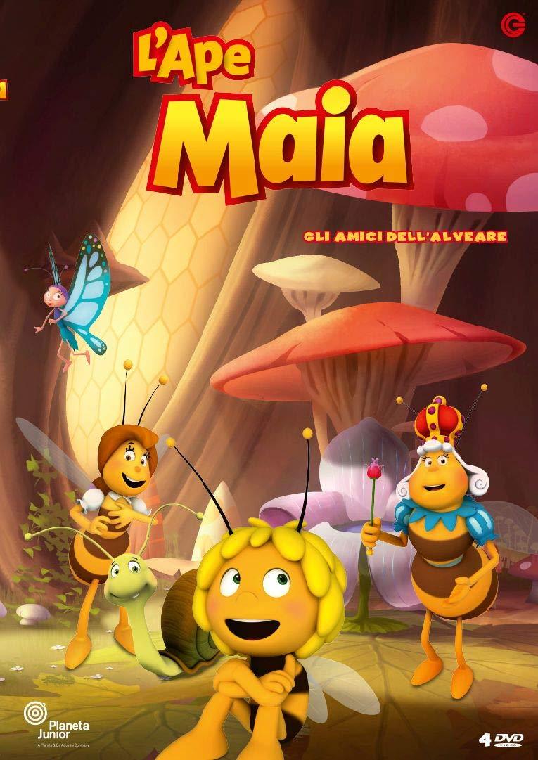 L Ape Maia 3D - Box 02 - Gli Amici DellAlveare 4 Dvd ...