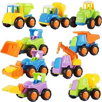 Webla Véhicule Miniature 9 Mini Pièces De Voiture Construction 435ARjL