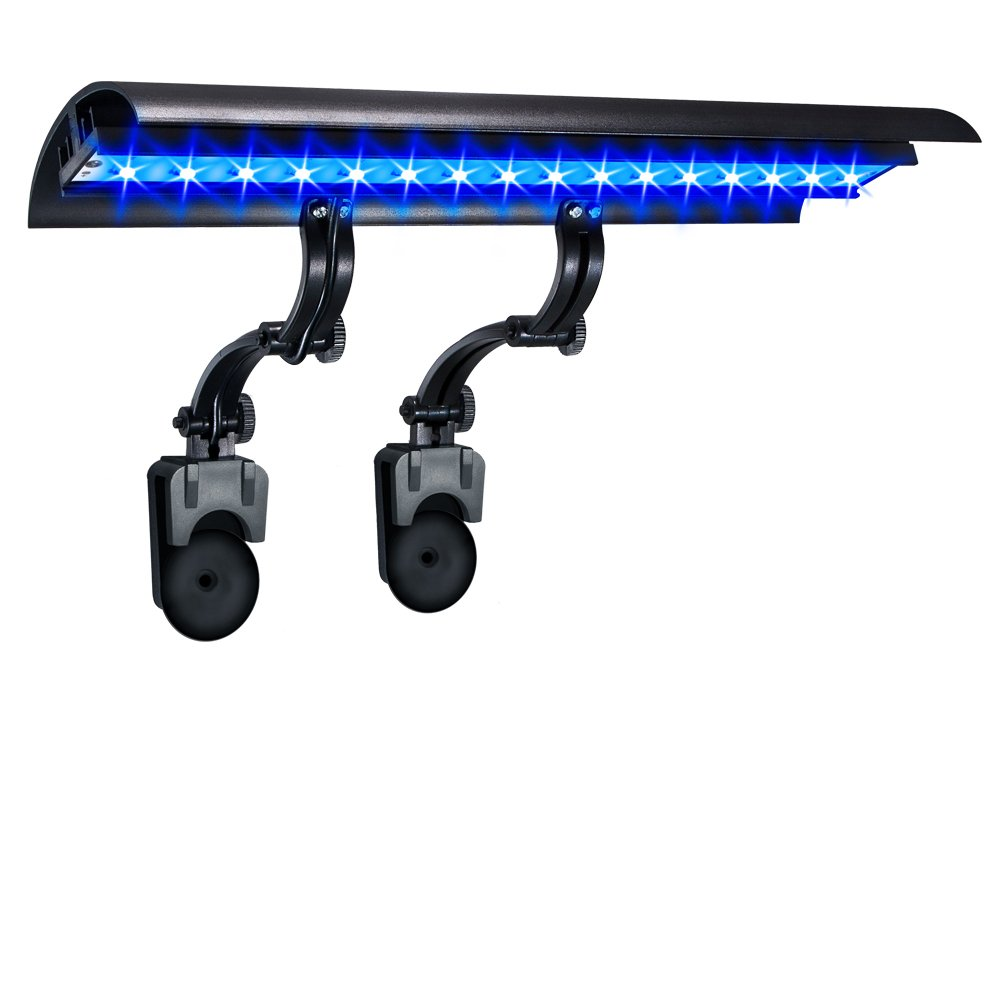 Wavepoint Technology WV01117 Led Clamp Super Blue, 12 in. 16 X 1 W B007ZK80VE
