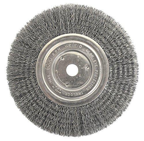 Weiler 2335 Vortec Pro Medium Face Bench Grinder Wheel, 7