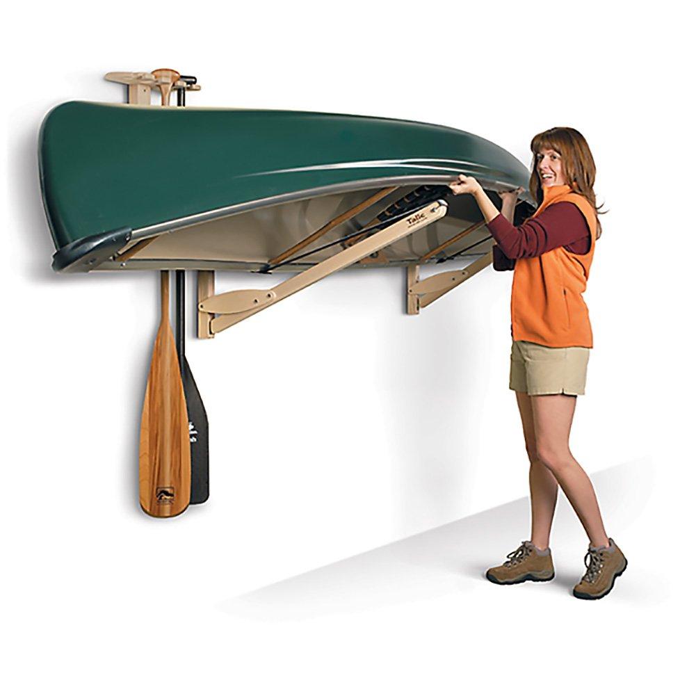 Amazon.com : Talic Canoe Roost   Wall Mounted Storage Rack : Talic Frame :  Sports U0026 Outdoors