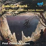 Paul Crossley: 4 Valses / 3 Romances u.a. (Audio CD)