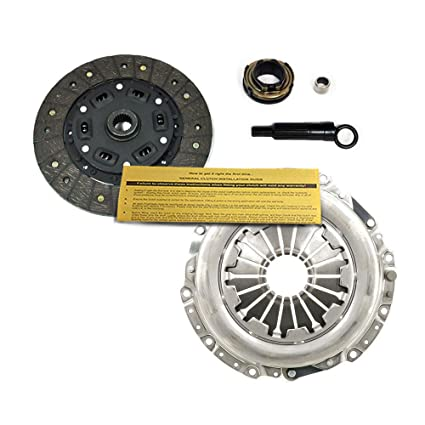 Amazon.com: EFT HEAVY-DUTY CLUTCH PRO-KIT for 2004-13 MAZDA 3 5 2.0L 2.3L 2.5L 4CYL NON-TURBO: Automotive