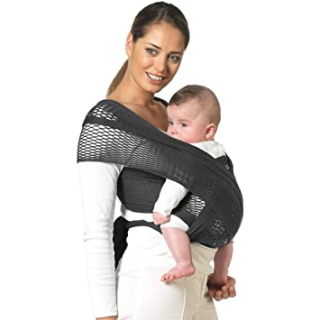 Red Castle Fill Up Wrap Baby Large Black Amazon Co Uk Baby