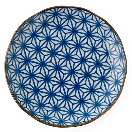 Japanese Blue and White Geometric 10