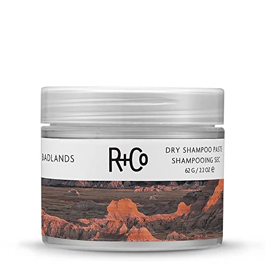 Amazon.com: R+Co Badlands Dry Shampoo Paste, 2.0 Oz: Premium Beauty