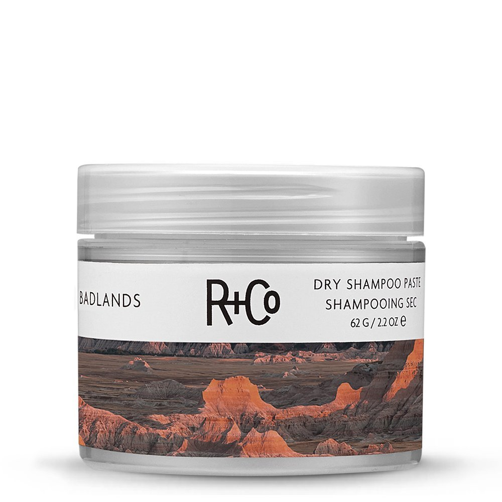 R+Co Badlands Dry Shampoo Paste, 2.2 oz by R+Co