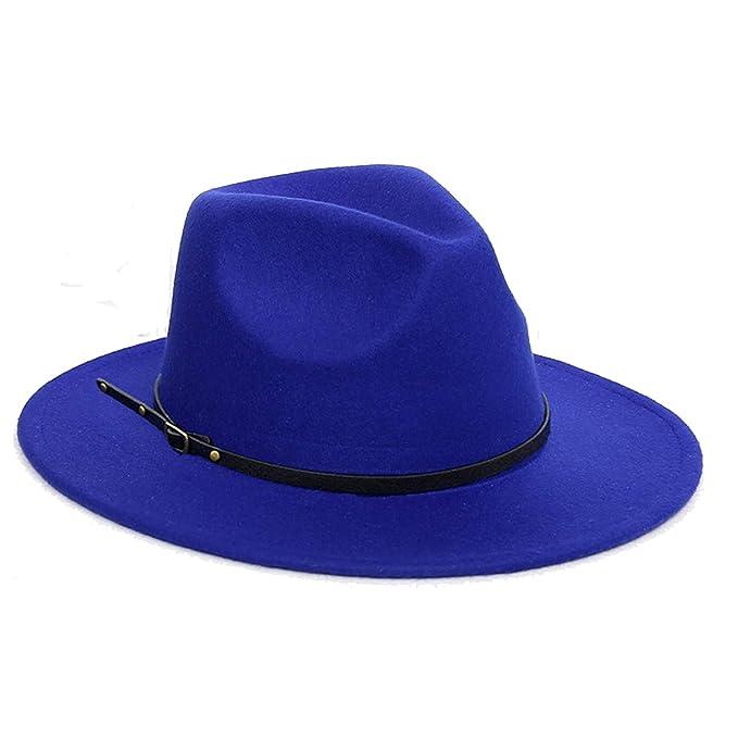 EFORLED Womens Fedora Panama Hats 0376296121f