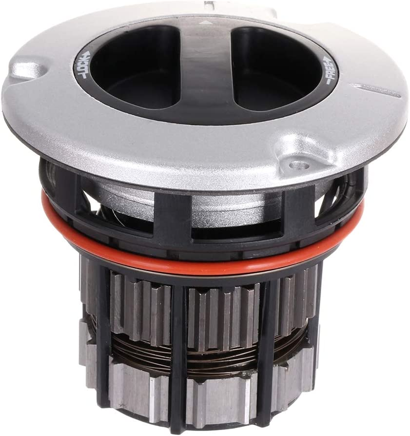 cciyu Locking Hub Link Front Left or Right Replacement for fit 05 06 07 08 09 10 11 12 Ford F250 F350 F450 F550 Super Duty Manual Locker