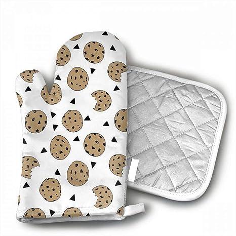 Amazon.com: Cookies - Guantes de cocina para horno ...
