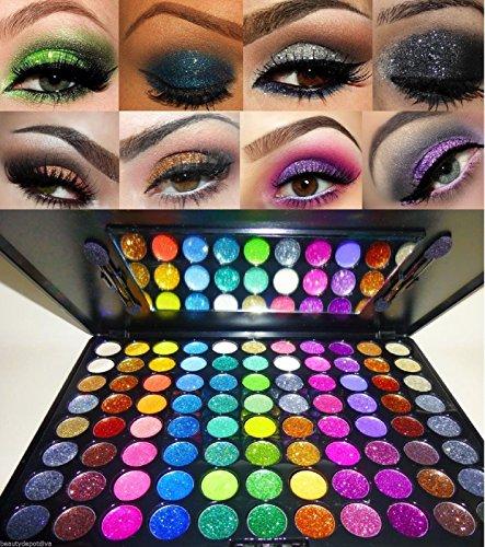 Beauty Treats Glitter Eyeshadow Palette