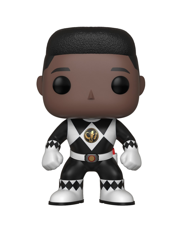 Funko Pop! Power Ranger - Black Ranger - Zack