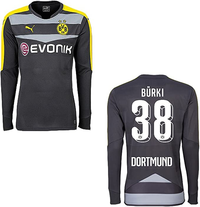 BVB Borussia Camiseta Portero infantil 2015/2016 – bürki 38 ...