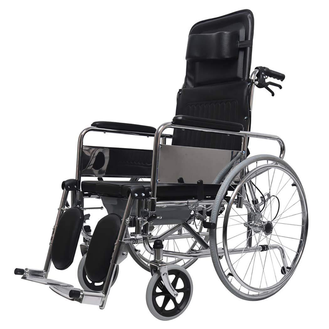 【国内在庫】 HSBAIS 大型のワイドシートのための軽量折りたたみ、背もたれのスチールフレームチューブを持ち上げたレッグレスト,19