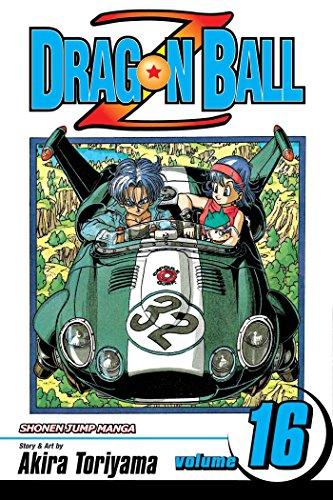 Dragon Ball Z, Volume 16 (The Shonen Jump Graphic Novel - Ball Z Box 6 Dragon