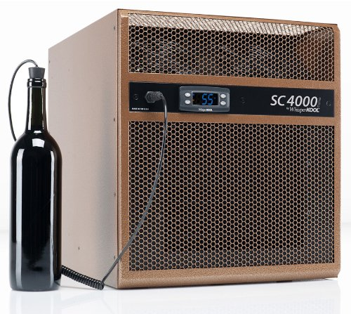 WhisperKOOL SC 4000i Wine Cellar Cooling Unit (up to 1000 cu ft) by WhisperKOOL (Image #3)