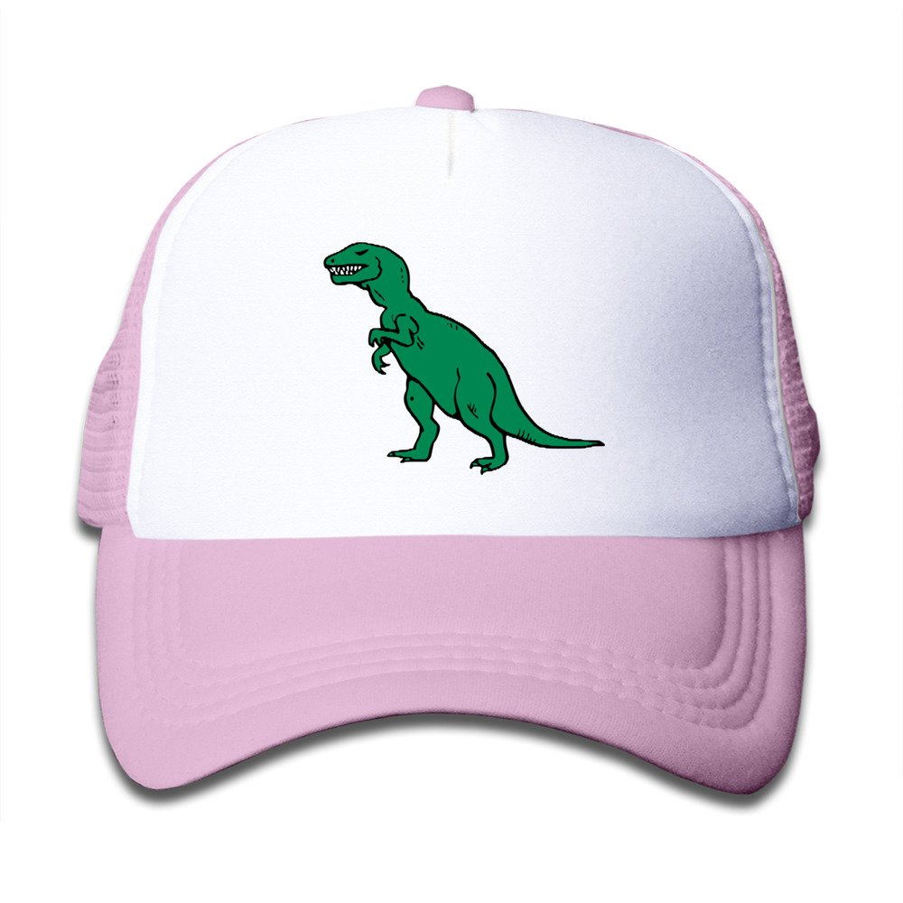 Hot Topic T-Rex Kids Baseball Trucker Caps Hat Boys Girls Adjustable Cotton By JE9WZ B01EV6ZQR0