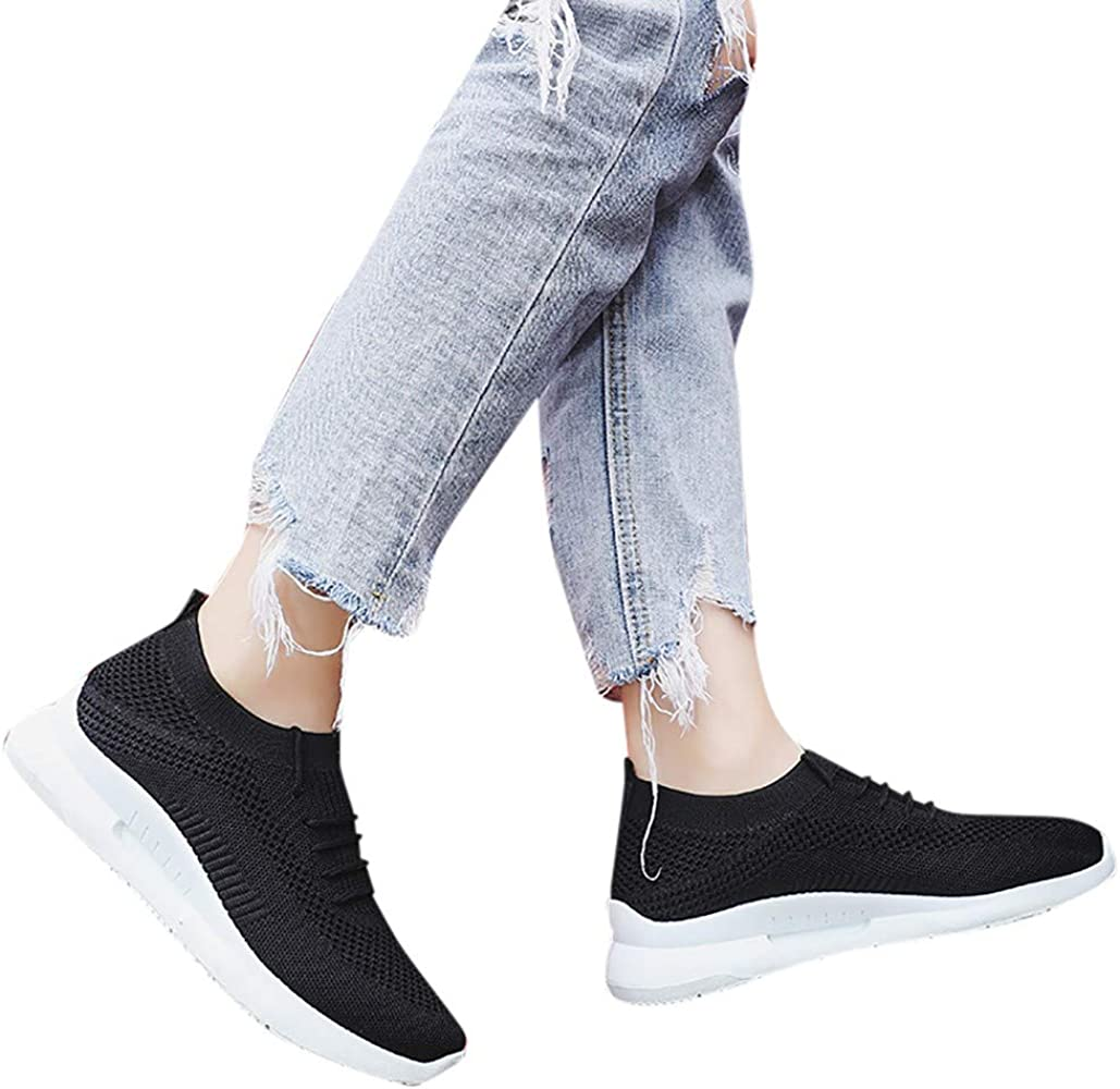 Women's Breathable Mesh Sneakers Shoes
