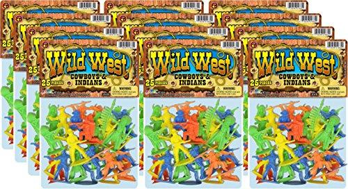 JA-RU Wild West Bag Bundle Pack (25 ()