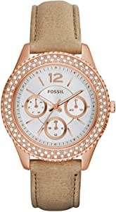 Fossil ES3816 Round For Women Analog-Dress Watch