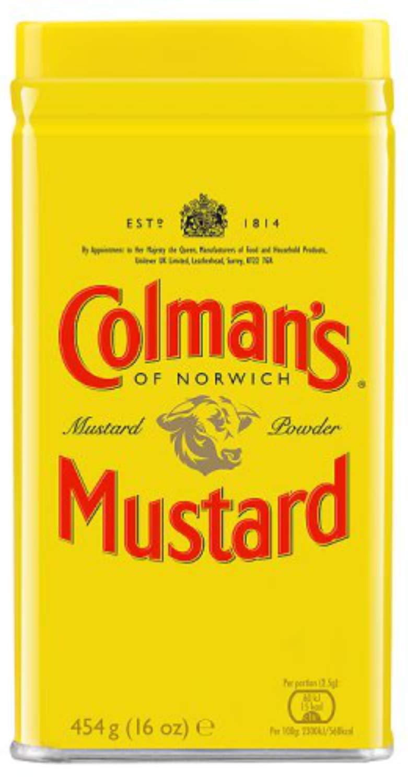 Colman's Dry Mustard Powder, 16 Ounce