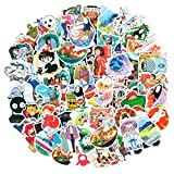 100Pcs Anime Stickers Animation Film Theme