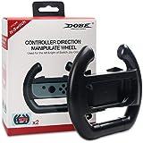 MoKo Nintendo Switch volante, [2 unidades] Manipulação de jogo de corrida para controle de controle de controle de joy-con Ni